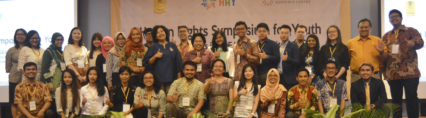 Human Rights Symposium for Youth 2016